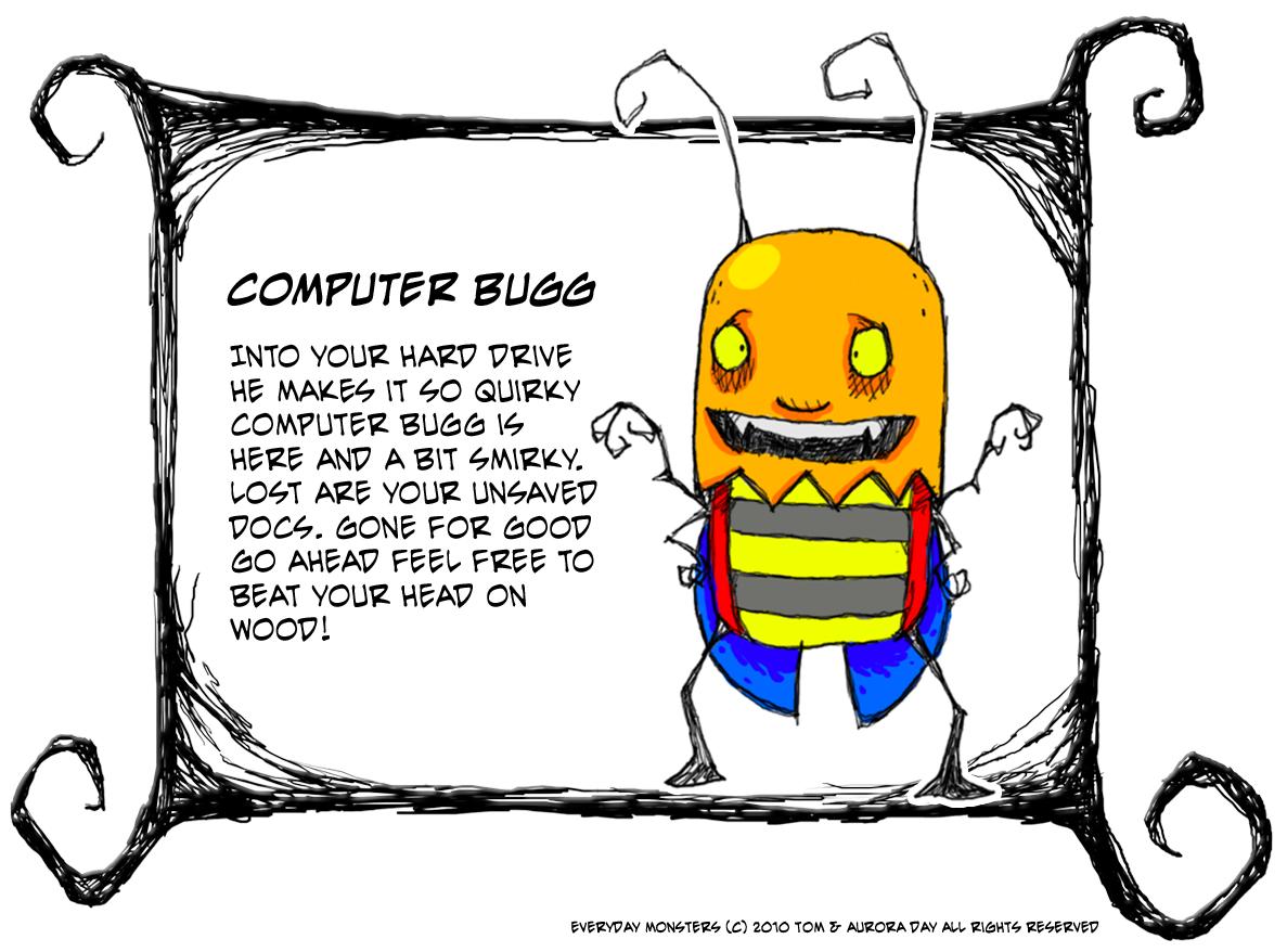 Computer Bugg